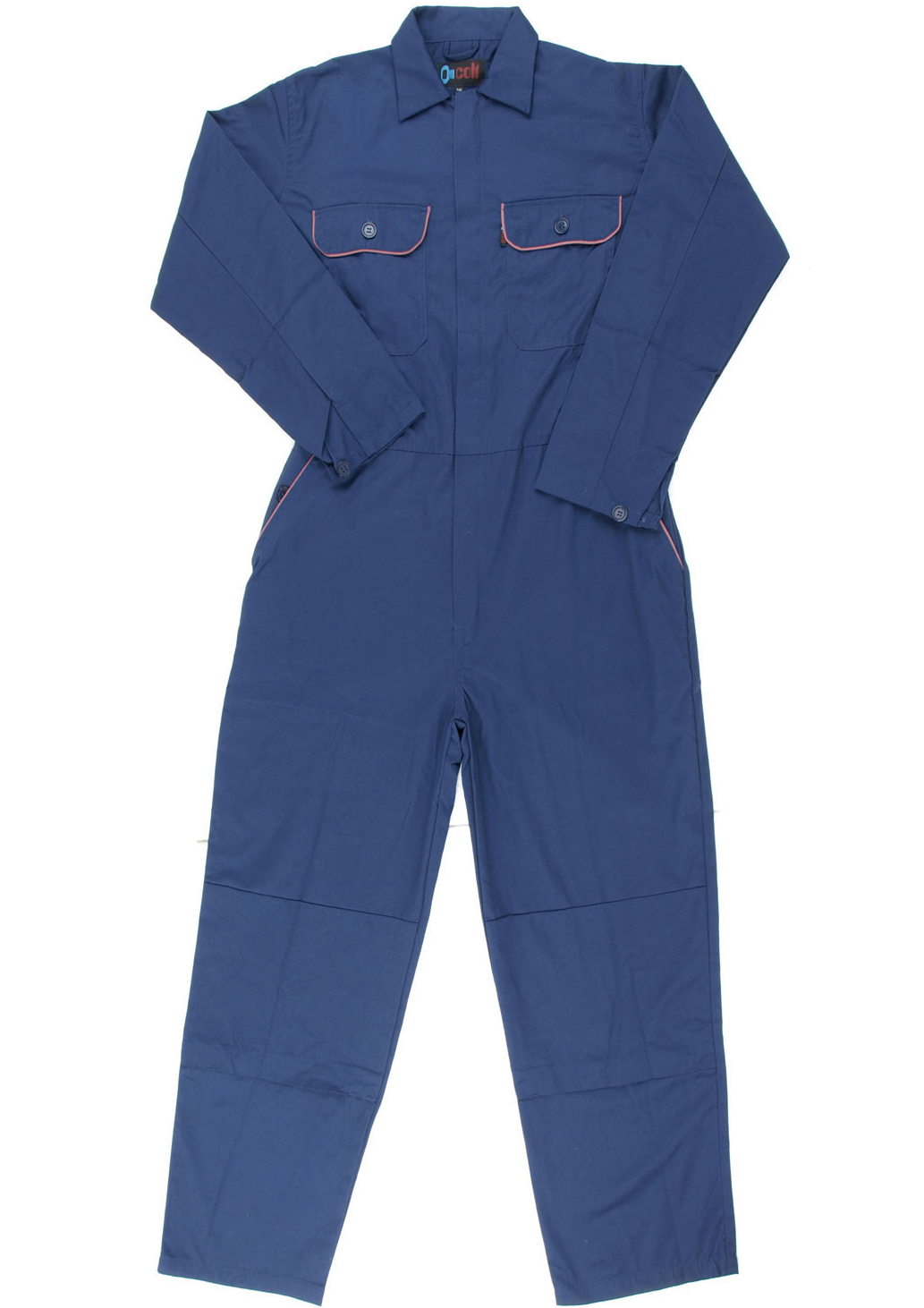 overalls: a pair of pants with an extra piece attached that covers the chest and has straps that go over the shoulders: a loose coat that is worn over clothes so that they do not get dirty overalls: a piece of clothing that is worn over other clothes to protect them.